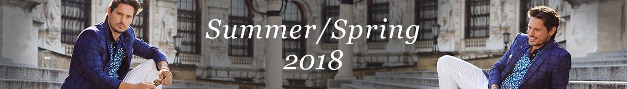 Spring - Summer 2018